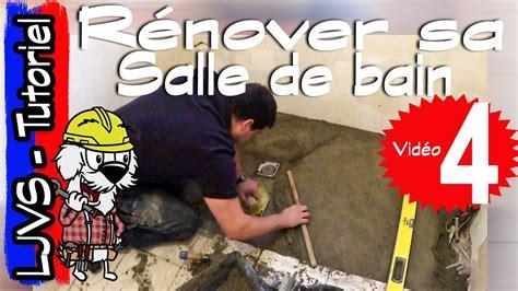 Comment Renover Une Salle De Bain (partie 4) Tutoriel