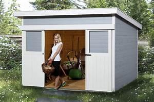 Gartenhaus Grau Modern : gartenhaus flachdach weka porta gr e 2 ebay ~ Buech-reservation.com Haus und Dekorationen