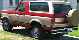 Buy Used 1988 Ford Bronco Xlt Sport Utility 2