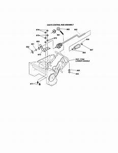 Looking For Craftsman Model 536882091 Electric Snowblower