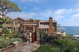 Image California USA Laguna Beach Mansion Houses Cities