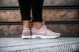 Air Ultra Light Nike Women 39 S Air Max Zero Particle Pink Light Bone