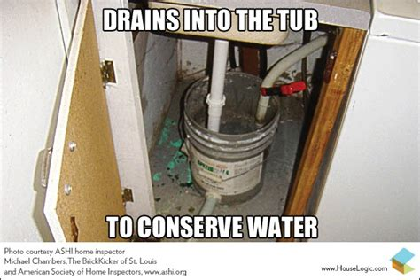 funny fail drains   tub  conserve water