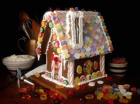 Wallpaper Gingerbread House by Gingerbread House Wallpaper Wallpapersafari