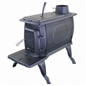 Shop Vogelzang 800-sq ft Wood Stove at Lowes com