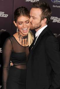 Aaron Paul and Wife Lauren Expecting First Child | PEOPLE.com