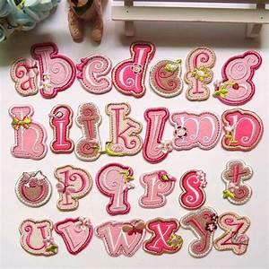online buy wholesale fabric applique letters from china With applique letters wholesale