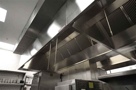 commercial vent hood installation  denver aurora