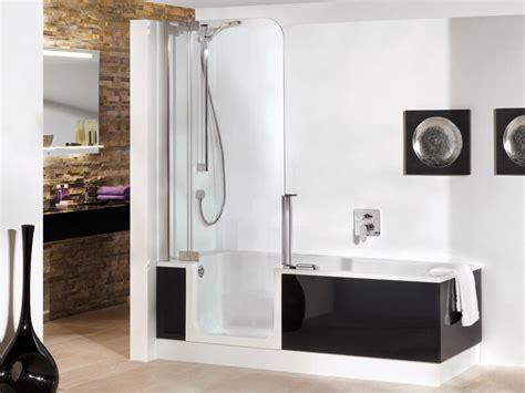 Dusch Und Badewannen Kombinationen  Der Problemlöser Für