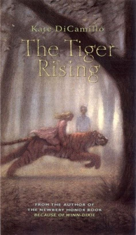tiger rising  kate dicamillo reviews discussion