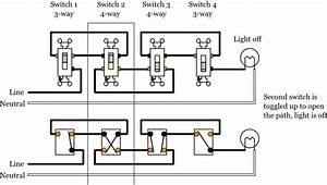 4-way Switch  Is Wikipedia Wrong  - Electrician Talk
