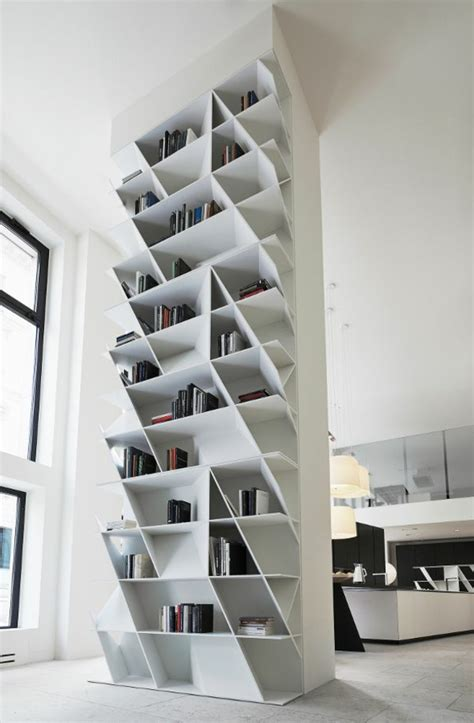 designs creatifs de meuble bibliotheque archzinefr