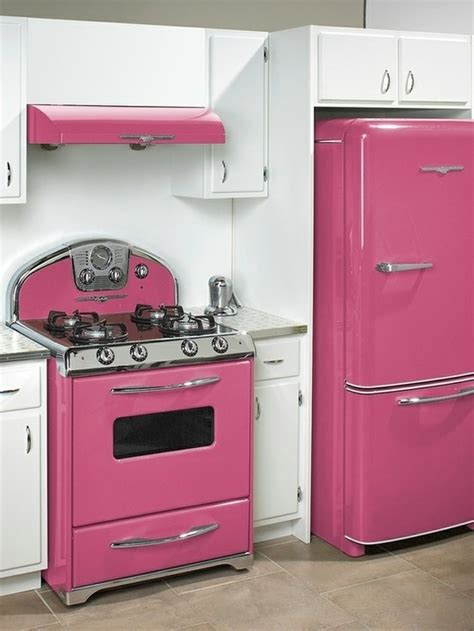 Pink  Kitchen Appliances  My World Of Pink  Pinterest