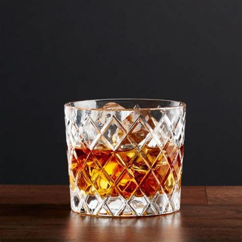 Hatch Rocks Glass   Reviews   Crate and Barrel