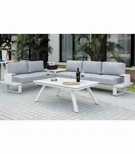 Mobilier De Jardin Haut De Gamme Aluminium : mobilier d 39 exterieur decome store ~ Dailycaller-alerts.com Idées de Décoration