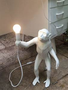 Seletti Monkey Lamp : monkey lamp eyecatcher new in our collection monkeylamp seletti studiodewinkel for the ~ Buech-reservation.com Haus und Dekorationen