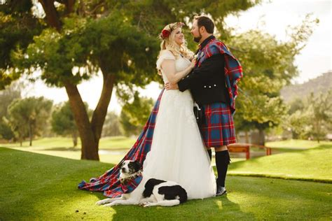 In Tartan The Highland Grooms by Highland Groom Through Processing For Financial