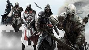 Assassin's Creed 5 Settings Revealed in AC4 Email - YouTube