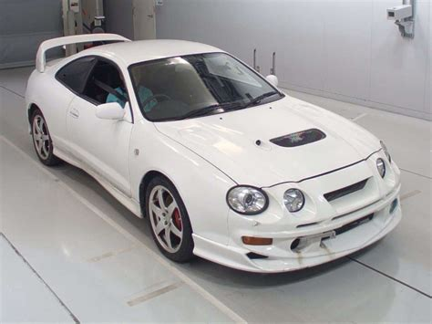 toyota celica gt final edition  speed manual jm