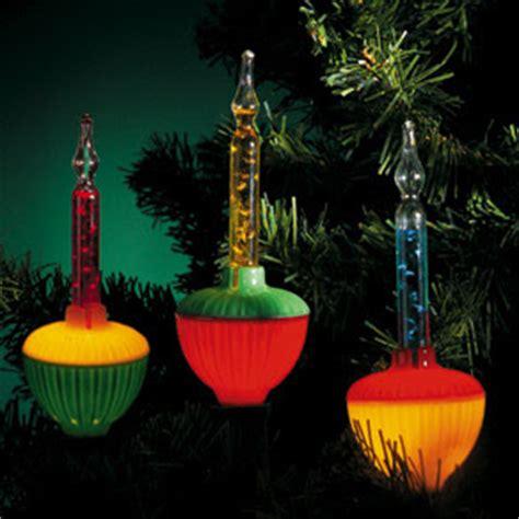 bubble christmas tree lights iowa grasslands lights and tinsel