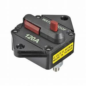 120a Amp Circuit Breaker Panel Flush Mount Manual Reset