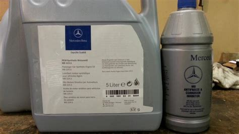 Mercedes Antifreeze by Mercedes Anticorrosion Antifreeze