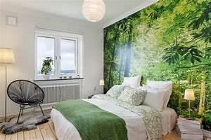 Schlafzimmer In Weiß Einrichten : 105 schlafzimmer ideen zur einrichtung und wandgestaltung ~ Michelbontemps.com Haus und Dekorationen