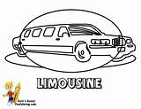 Coloring Transportation Limousine Pages Colouring Cars Limo Service Police Emergency Yescoloring Vehicles Fire Boys Trucks sketch template