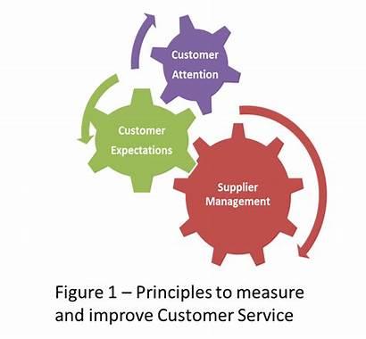 Customer Principles Improve Measure Diagram