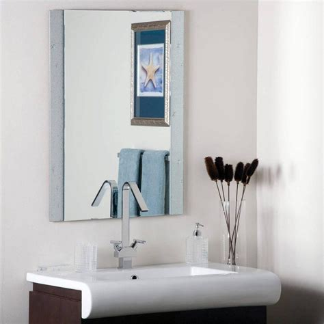 Modern White Bathroom Mirrors by Top 20 Large Flat Bathroom Mirrors Mirror Ideas