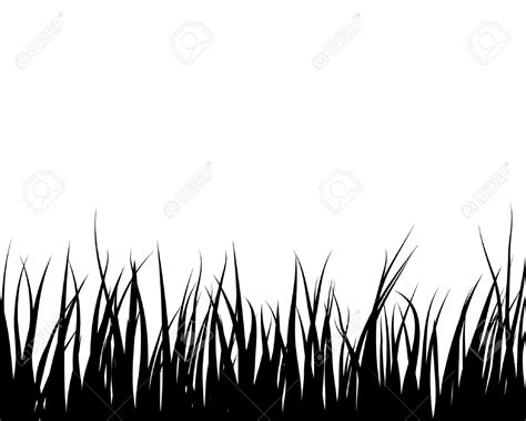 The Gallery For --> Grass Silhouette Clip Art