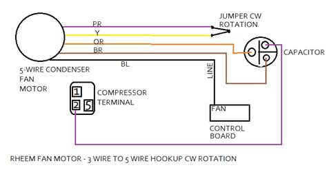 Motor Hookup Capacitor