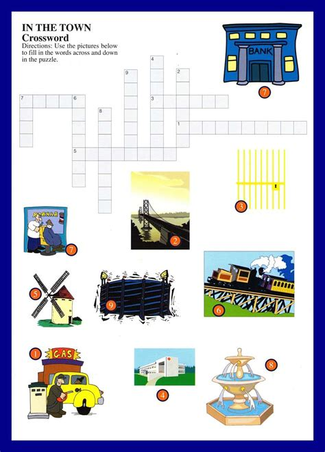 Boat Building Place Crossword by Educationteacher Crossword