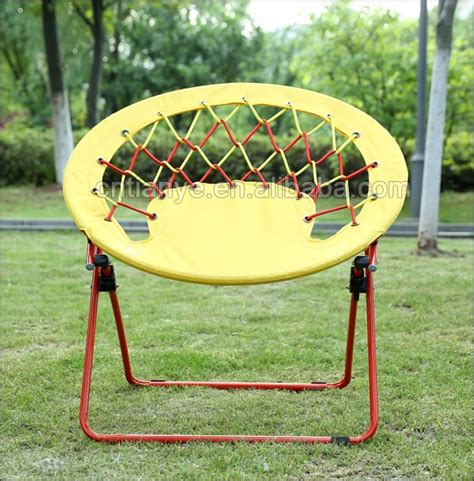 china suppliers indoor outdoor metal frame bungee leisure chaise lounge chair buy