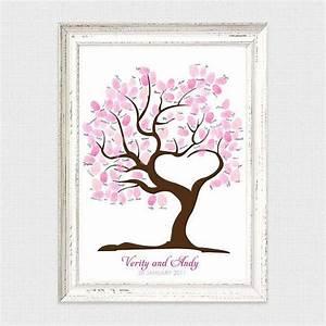 Baum Der Liebe : baum der liebe fingerabdruck gast buch druckbare von idoityourself wedding abdr cke ~ Eleganceandgraceweddings.com Haus und Dekorationen