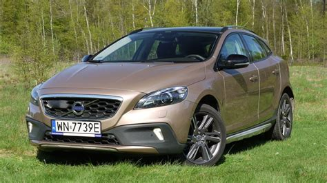 eng volvo  cross country  test drive  review