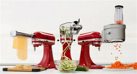 kitchen mixer accessories kitchenaid stand mixer attachments as low as 8 99 2306
