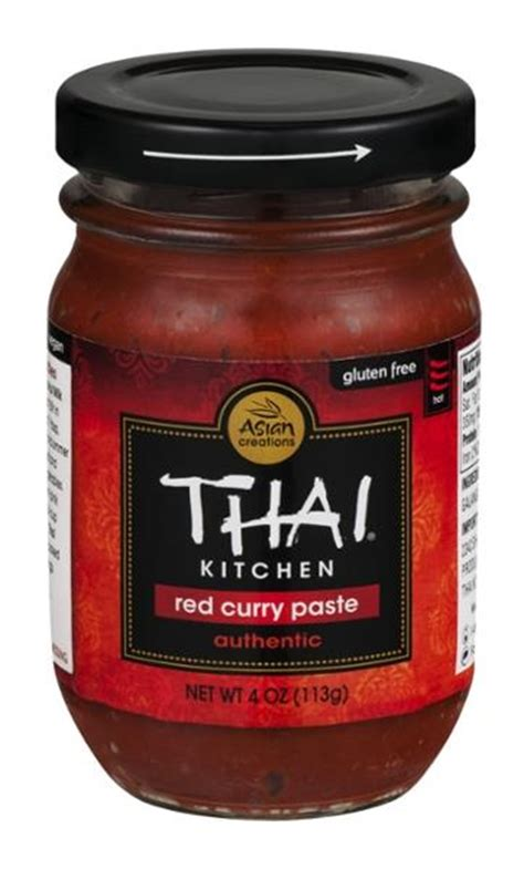 Thai Kitchen Red Curry Paste  Hyvee Aisles Online