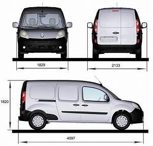 Renault Kangoo Maxi : nowe renault kangoo express maxi dane techniczne wymiary ~ Gottalentnigeria.com Avis de Voitures