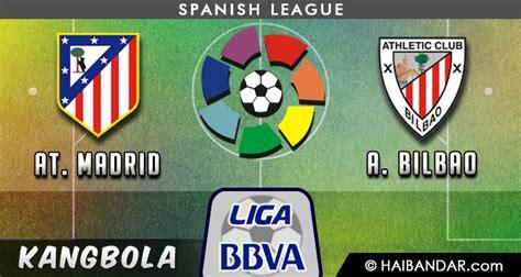 Preview dan Prediksi Atletico Madrid vs Athletic Bilbao 11 ...