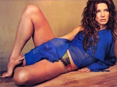 Hollywood Sneak Peek Sandra Bullock Bikini Pics