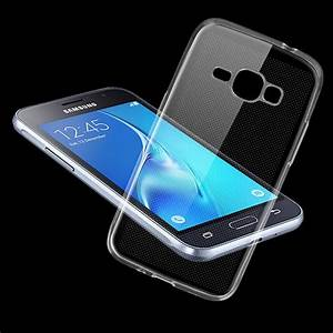 Coque For Samsung Galaxy J1 2016 Silicone Case Soft Slim