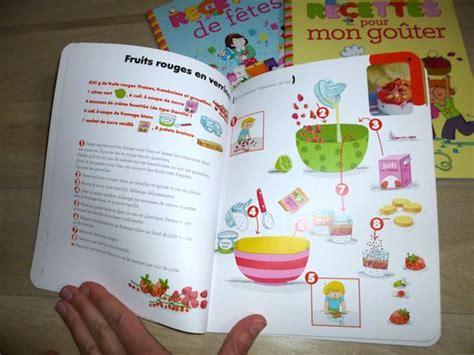 livre cuisine enfants livres de cuisine pour enfants lito
