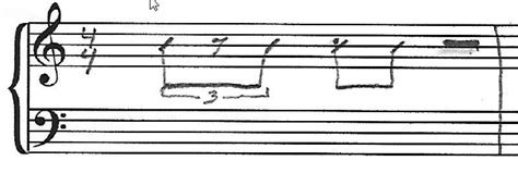 Playing more complex musical triplets. jazz - Swing feel - are triplets and 8th note notations rhythmically the same? - Music: Practice ...