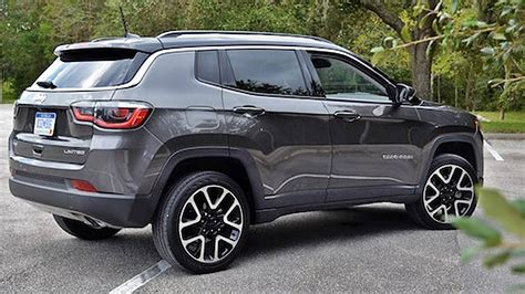 jeep compass full review youtube