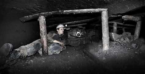 ukraine mineurs de charbons