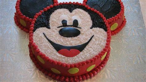 Torta Topolino In Pasta Di Zucchero