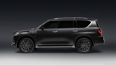 Infiniti Qx80 Photo by 2019 Infiniti Qx80 Limited Side Hd Wallpaper 3