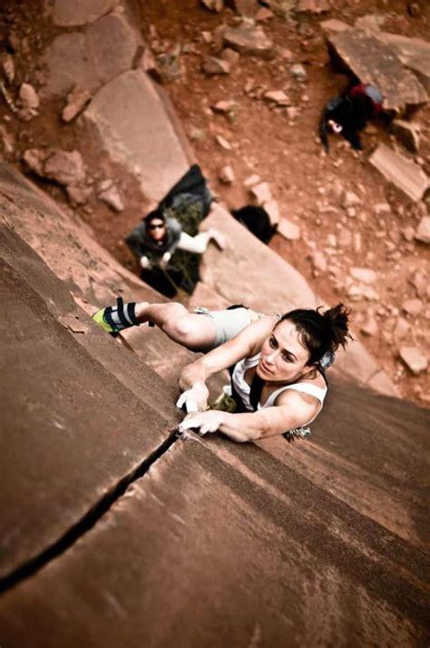 Rock Climber Steph Davis Yoga Veganism Dealing