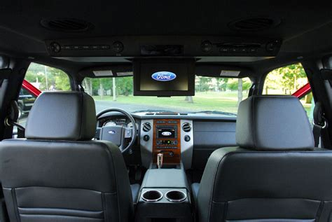 ford expedition interior picture pic image